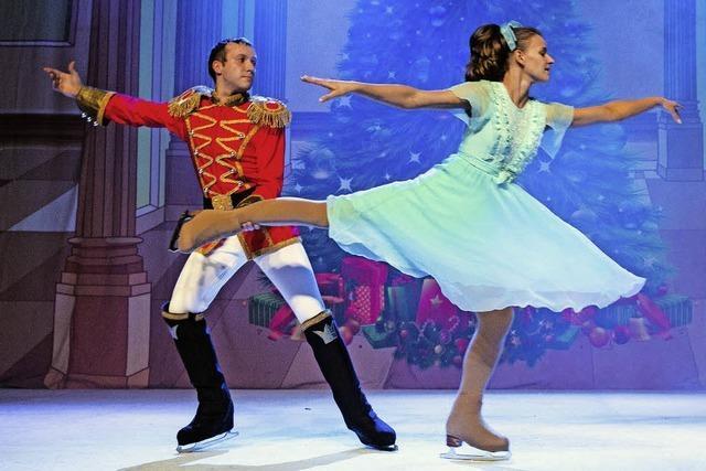 Russian Circus on Ice gastiert in der Oberrheinhalle