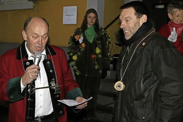 Burgi-Wahlkampf aus Narrensicht