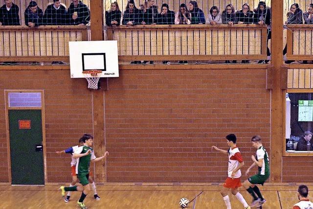 Raffinierte Ballwechsel und faire Spiele