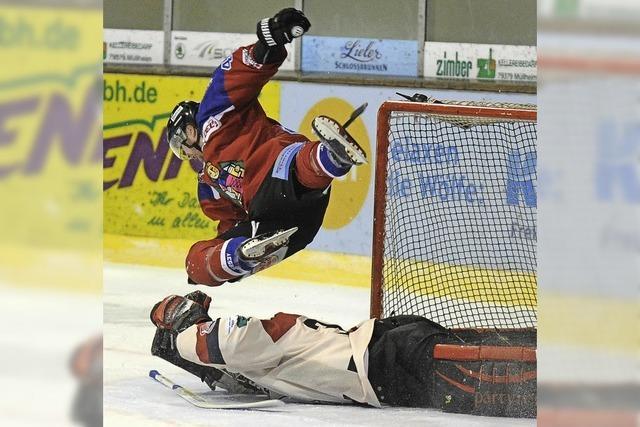 Nauheim beendet Freiburger Serie