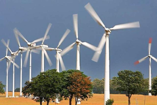 Gabriel will den Ausbau der erneuerbaren Energien bremsen