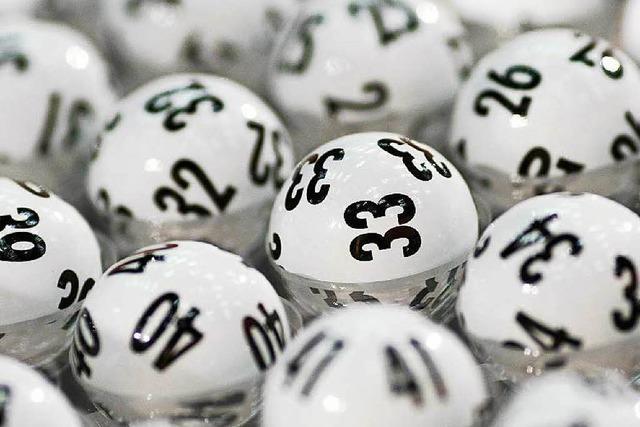 Gewinner-Lottoschein landet in der Waschmaschine