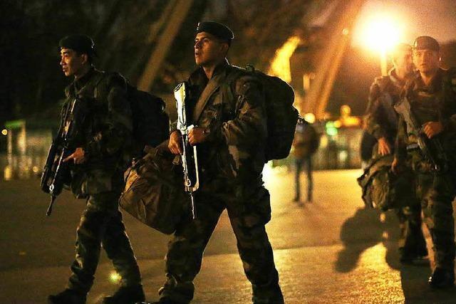 Der Terror treibt junge Franzosen zum Militär