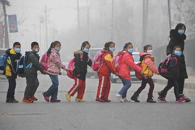 China will weg von der Kohle, hin zu Sonne und Wind