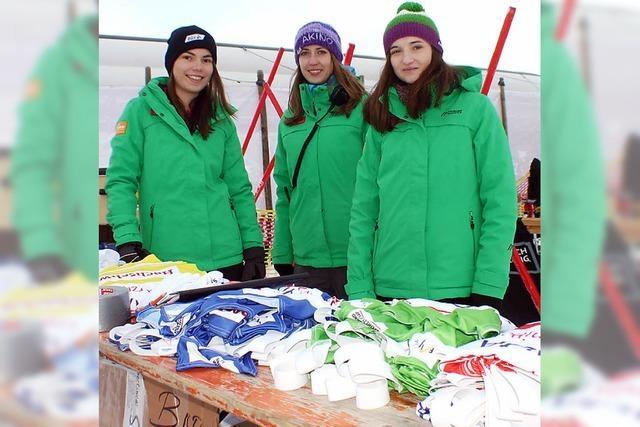So haben 220 Helfer den Weltcup am Feldberg im Griff gehabt