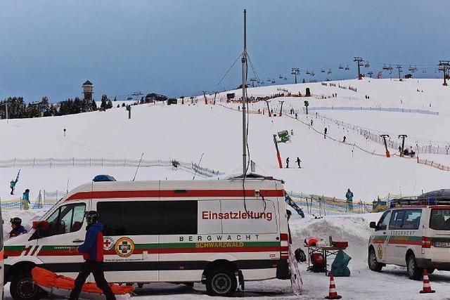 Feldberg: Getötete Skifahrer waren keine Anfänger