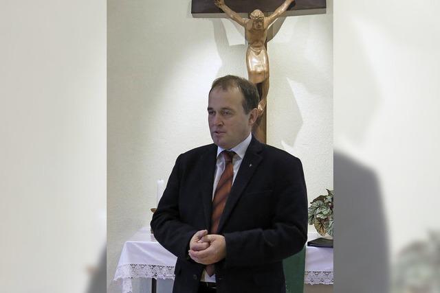 Ein Pfarrer für beide Gemeinden?