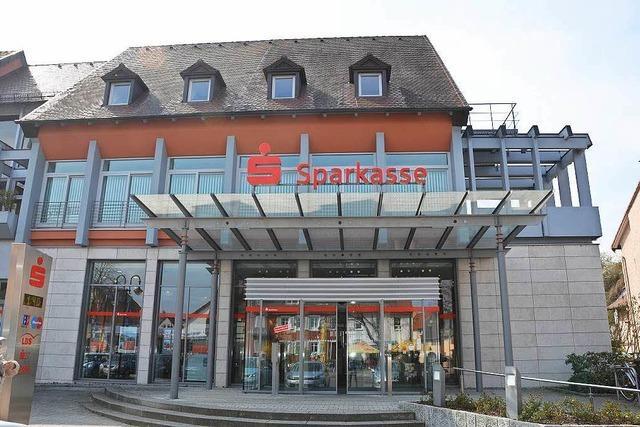Michael Grüninger wird neuer Chef der Sparkasse Staufen-Breisach