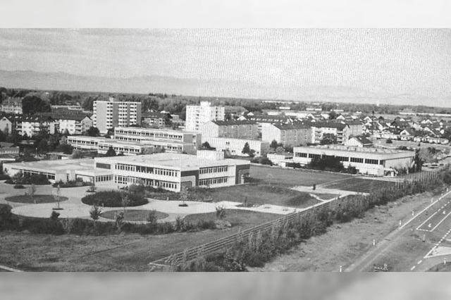 Die Breisacher Realschule ist 50 Jahre alt