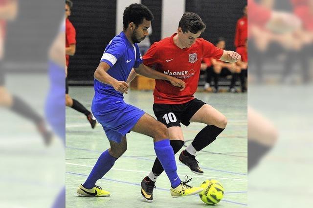 Futsalmeister aus Freiburg