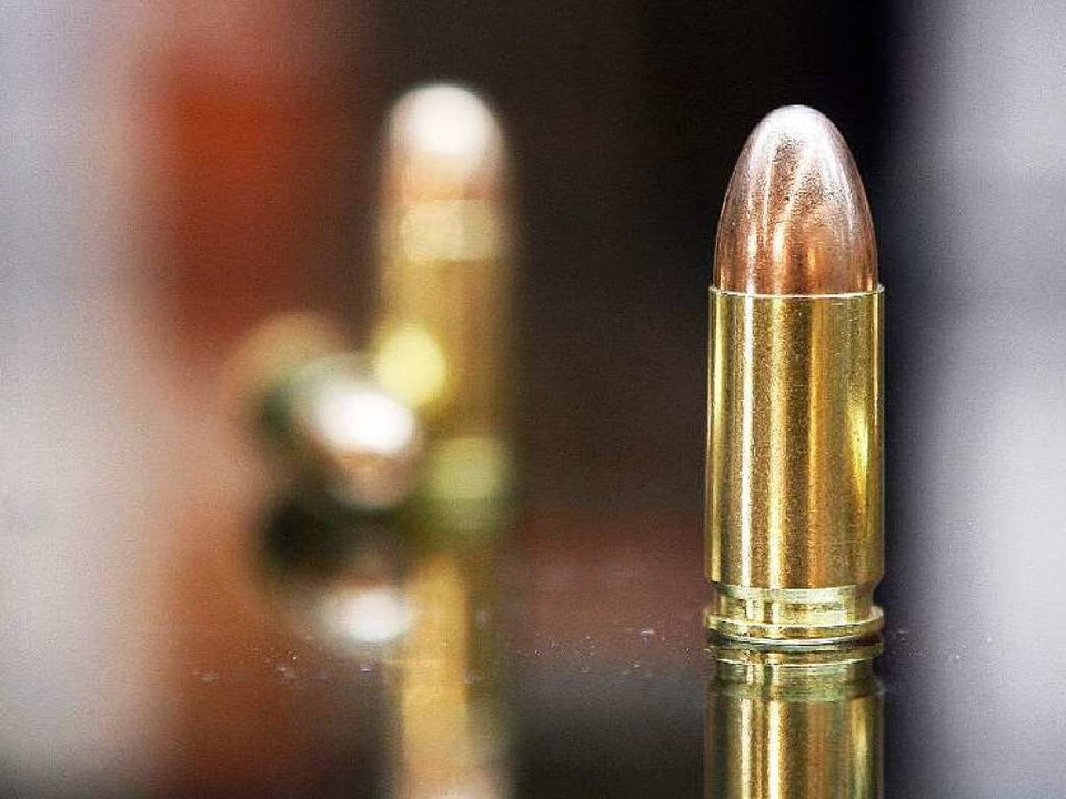 Wie konnte die Kugel übersehen werden? (Symbolbild)  | Foto: dpa