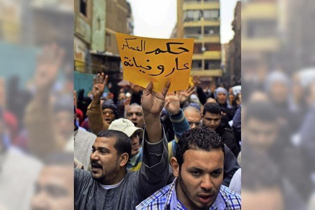 Fünf Jahre Arabischer Frühling