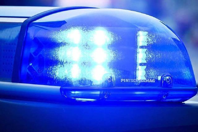 Unfall mit Linienbus in Bad Säckingen