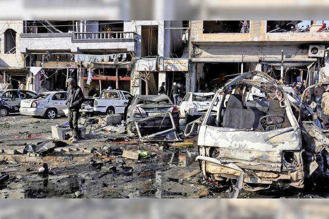 Syrienkrieg in zwei Wochen vorbei?