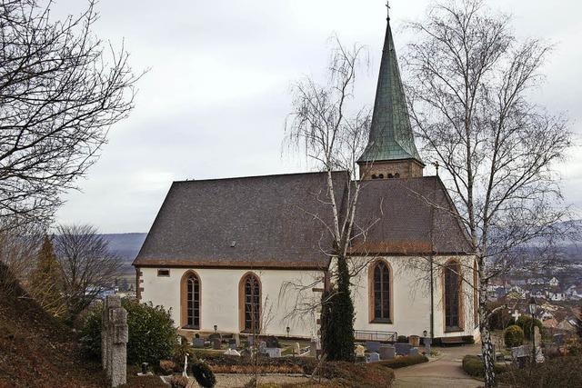 Bergkirche soll zeitgemäß gestaltet werden