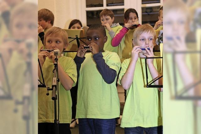 Musizieren fördert den Teamgeist