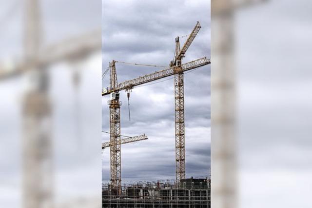 Mehr als 13,7 Millionen Euro für Bauprojekte