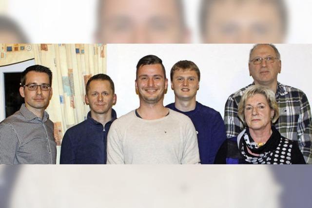 Der SVI hat fünf neue Ehrenmitglieder