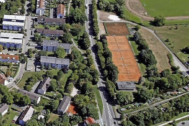 Containerdorf am Südring bis März bezugsbereit