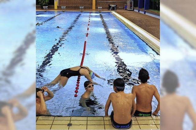 In Freiburg lernen immer weniger Kinder schwimmen