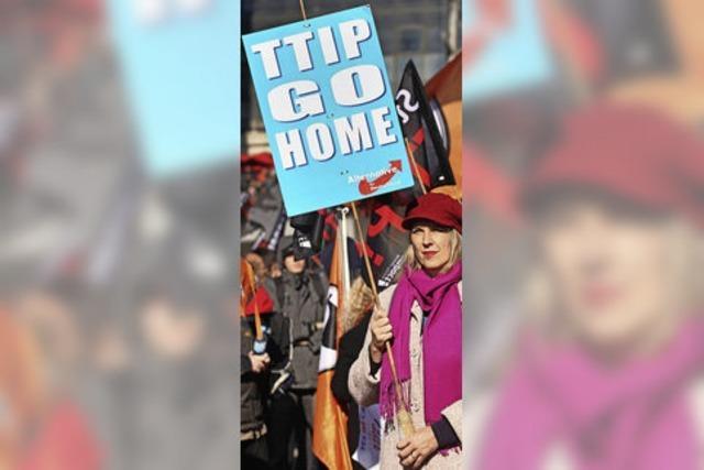 Abgeordnete dürfen TTIP-Texte lesen