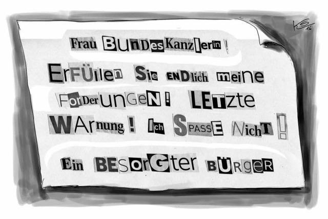 Brief aus Bayern …