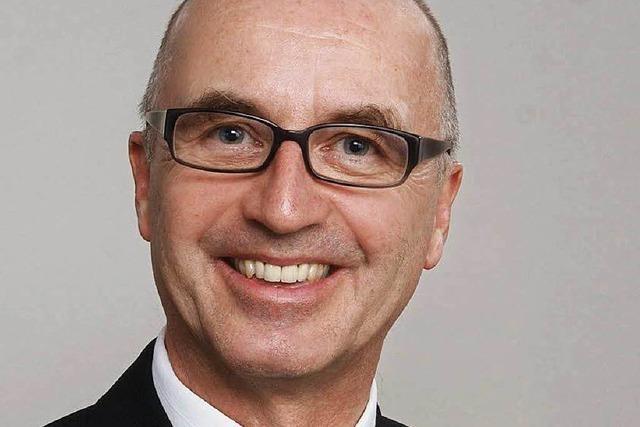 Thomas Braun will Bürgermeister von Friesenheim werden