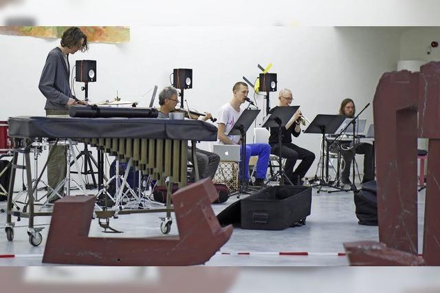 Harald Kimmig tritt mit seiner Human Factory Band in Freiburg auf