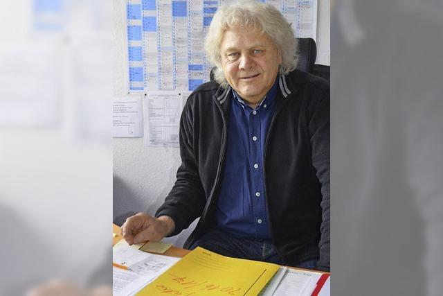 Rektor Gleibs geht in den Ruhestand