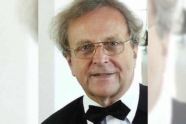 Klavierabend mit Michael Leuschner im Kultur- und Bürgerhaus Denzlingen