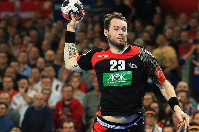 Deutsche Handballer völlig überraschend im Halbfinale