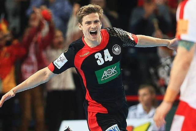 Deutschland schlägt Dänemark und zieht ins Halbfinale