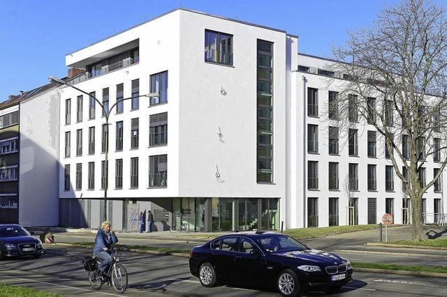 Freiburgs neues Gewerkschaftshaus