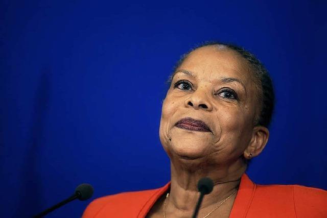 Frankreichs Justizministerin tritt zurück