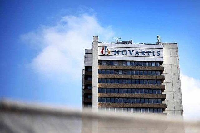 Novartis will Kosten drücken