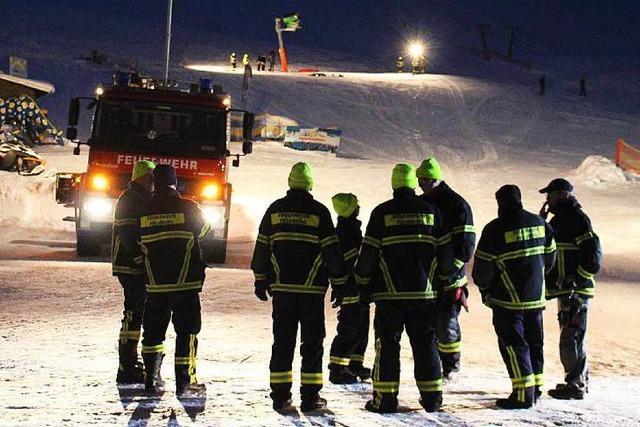 Skiunfall auf dem Feldberg: Aufprall gegen Mast war tödlich