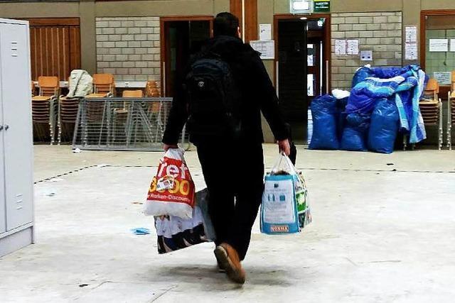 Letzter Flüchtling hat die Lahrer Sporthallen verlassen