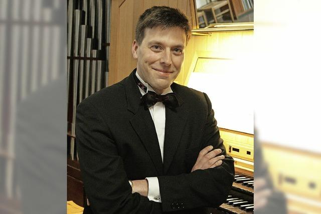 Am Samstag startet neue Orgelkonzertreihe in der evangelischen Kirche Schopfheim
