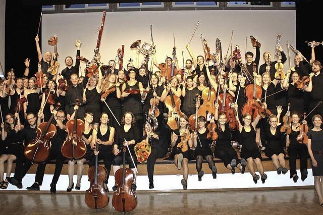 Per-Tutti-Orchester in Emmendingen