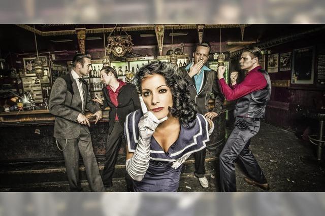 Nina & The Hot Spots in Emmendingen
