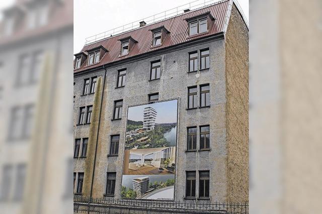 Rotstift für Rheinschloss-Vision
