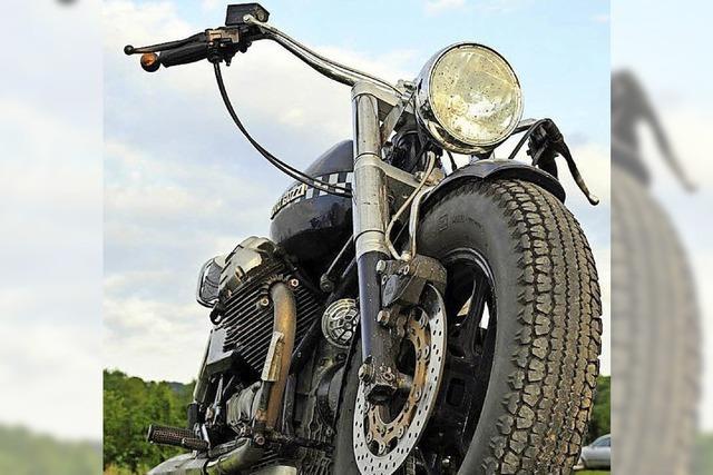 Scorpions nicht nur mit Bikes unterwegs
