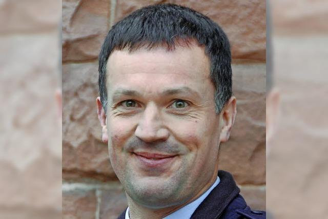Dietmar Goeritz leitet Führungsgruppe