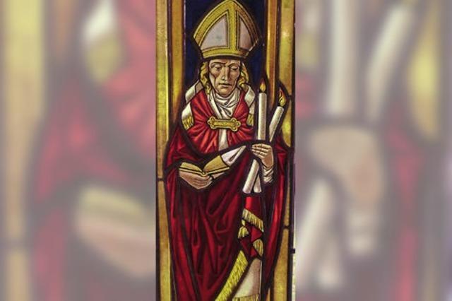 Auch die Nachbarn verehren den heiligen Blasius