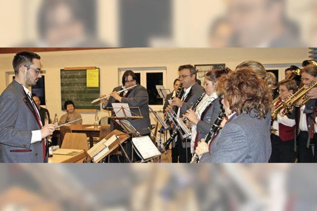 Jungmusiker mit Anspruch
