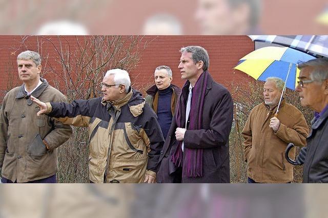 Ortsumfahrung Ortenberg soll Ende 2017 fertig sein