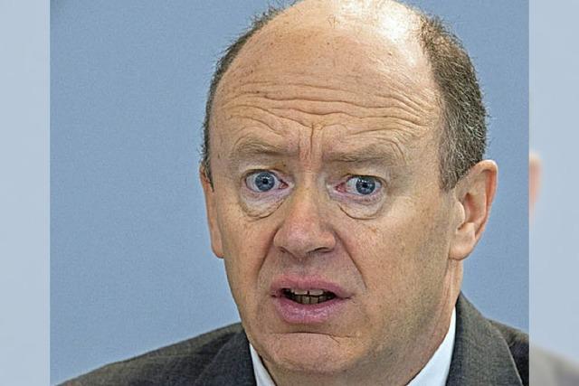 Vorstand der Deutschen Bank bleibt ohne Boni