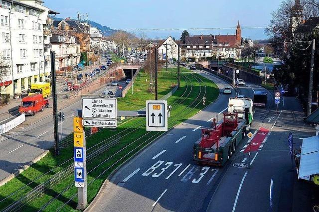 Planer finden oberirdisch neue Wege für Radler und Fußgänger