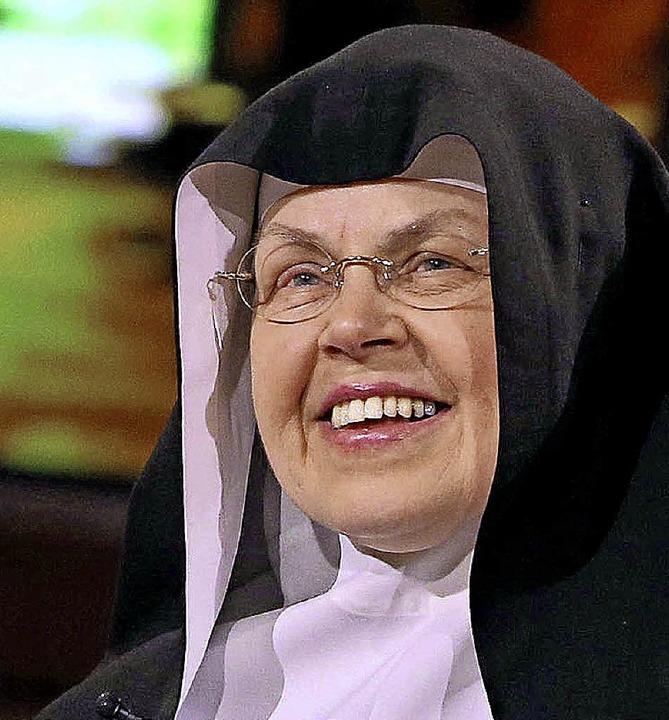 Martina Merkle ist zufrieden.  | Foto: swr