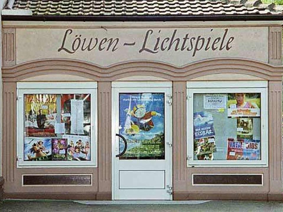 Das Kino Kenzingen  | Foto: Promotion